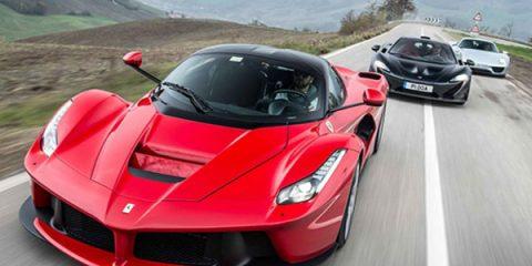 تصویر شاخص شاخصترین خودروهای هیبریدی