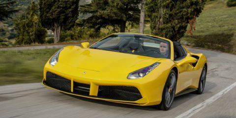 تصویر شاخص خودروی زیبا