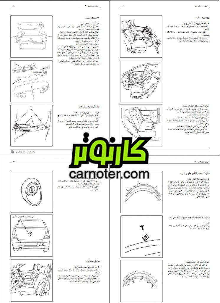 چند صفحه از این فایل PDF را ببینید