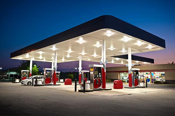 جایگاه بنزین-جایگاه سوخت